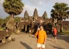Фото туриста. Ангкор