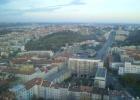 Фото туриста. Вид на Ольшанку с телебашни