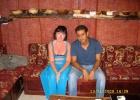 Фото туриста. с Мишей - продавцом магазина пряностей,масел,чая