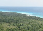Фото туриста. Карибское море. Вид из панорамного лифта