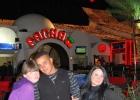 Фото туриста. Знаменитая дискотека(вход стоил 45 $ 1напиток влкючен)